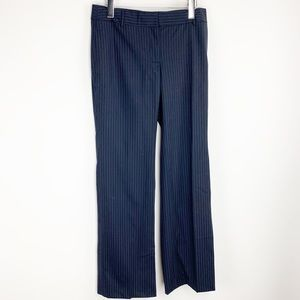 J. Crew navy wool city fit dress pants